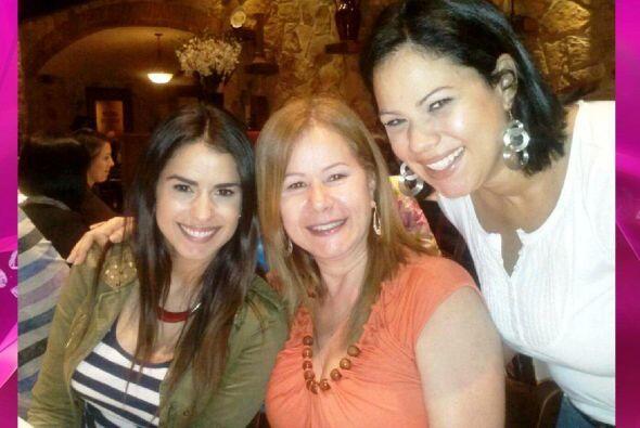 """De Vanessa para Wanda Toledo:   """"Mami, gracias porque en ti encuentro el..."""