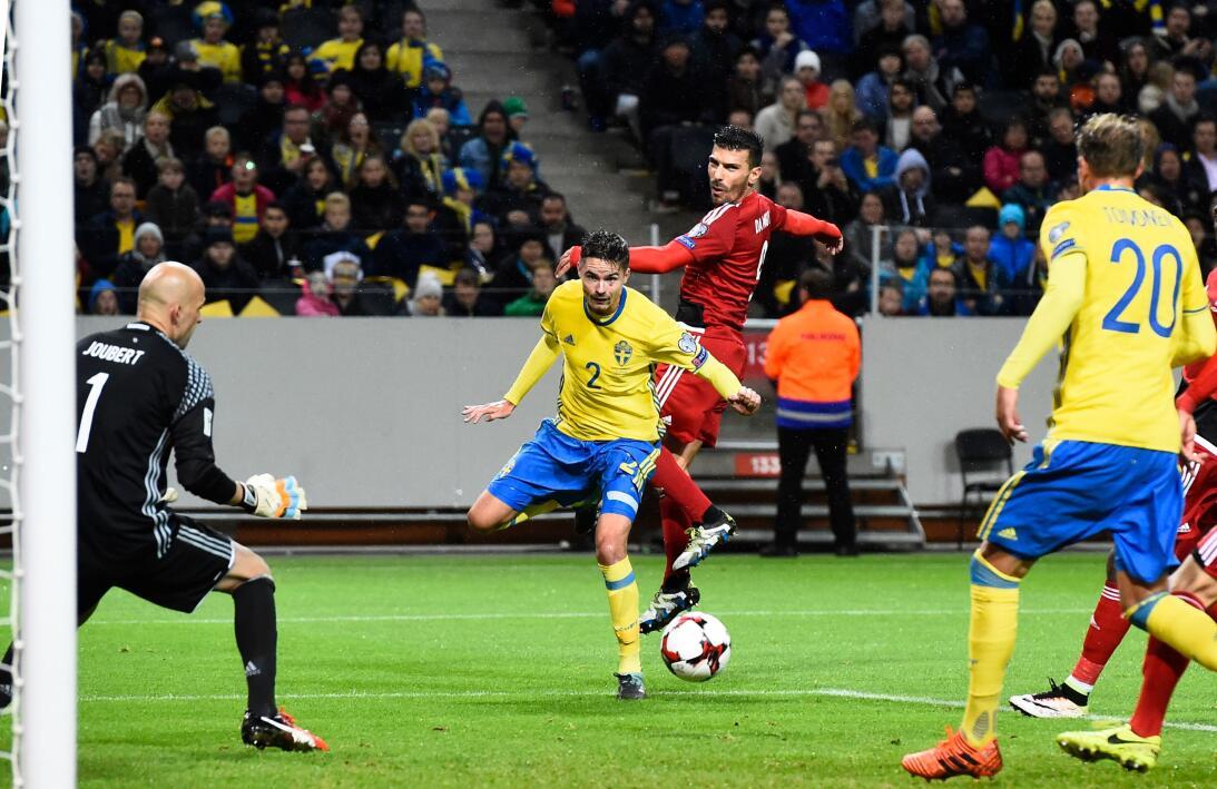 Suecia, el 'matagigantes' rival de México en el grupo F por el cupo a oc...