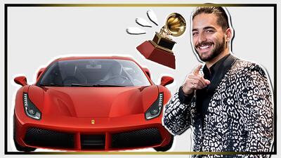 ¿En cuál de estos carros llegarías a la alfombra roja de los Latin Grammy 2017?