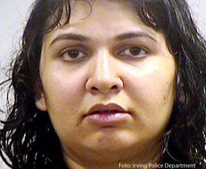 Corazón malvado: Una mujer hindú mató a sus hijos,...