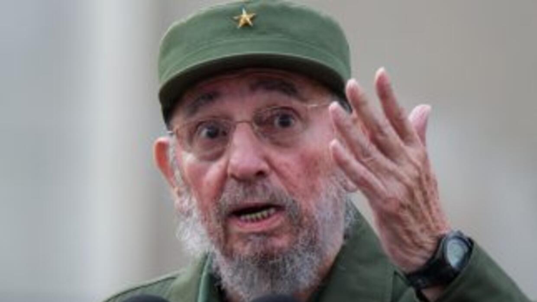El ex presidente Fidel Castro criticó la ejecución de Osama bin Laden y...