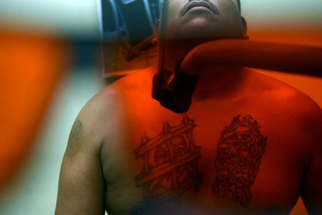 In photos: Here's how Central American gangs were born and took root Get...