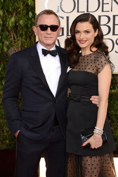 Daniel Craig y Rachel Weisz Estos actores son famosos por su privacidad....