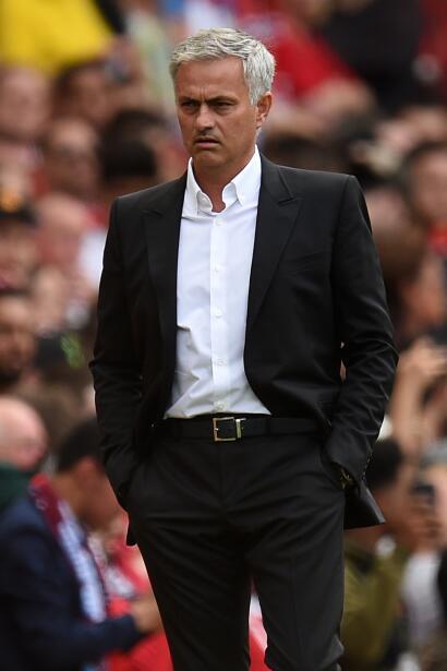 Manchester United le da la bienvenida al 'Chicharito' con goleada  Getty...