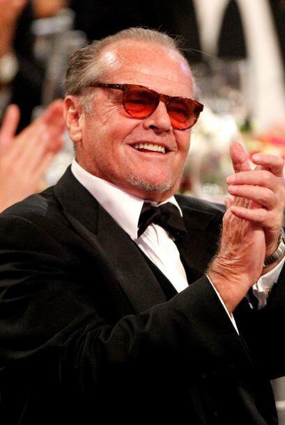 Como buen Tauro, Jack Nicholson es una persona egocéntrica y terca.
