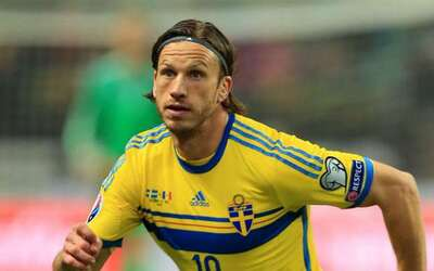 Gustav Svensson Suecia Seattle Sounders