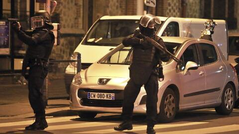 Masiva redada antiterrorista deja 2 muertos