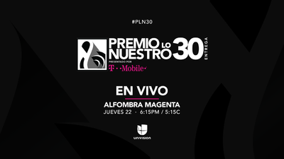 thumb streaming Premio Lo Nuestro