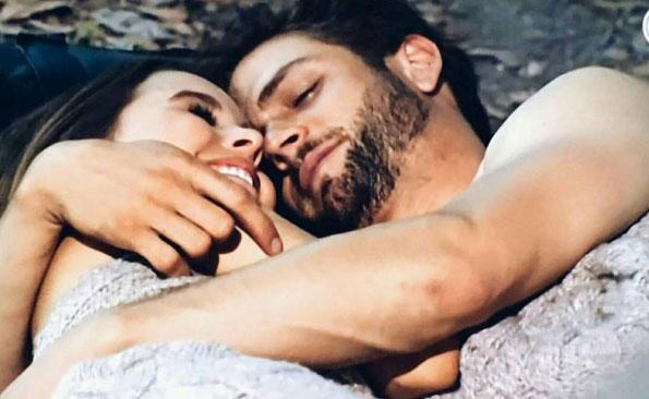 Horacio Pancheri y Paulina Goto se unieron a los amores que traspasaron...