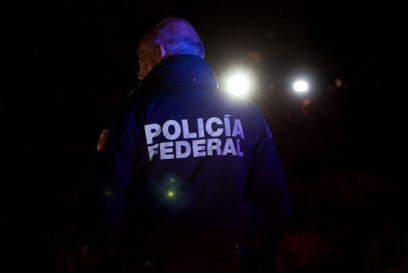 Se informó que policías ministeriales, estatales y federales sellarán la...