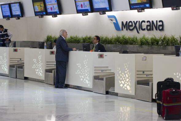 afirmaron que no rescatarán a Mexicana ni a ninguna otra aerol&ia...