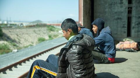 Son los más susceptibles a caer en manos de traficantes