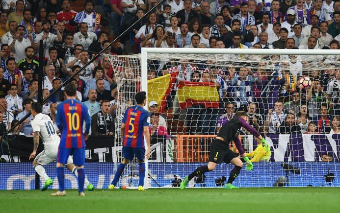 Las claves tácticas del Real Madrid-Barcelona GettyImages-671987612.jpg