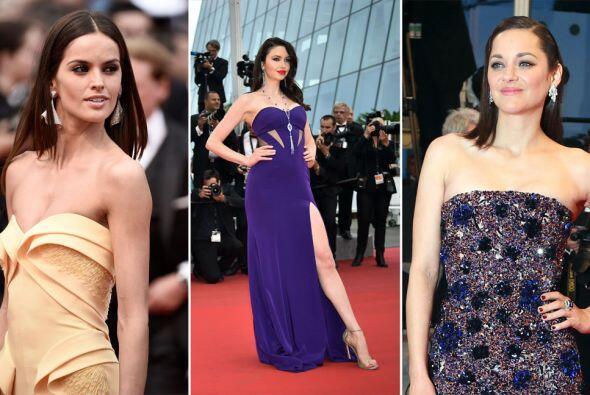 La 68 edición del festival de cine de Cannes llegó a su fin con mucho gl...