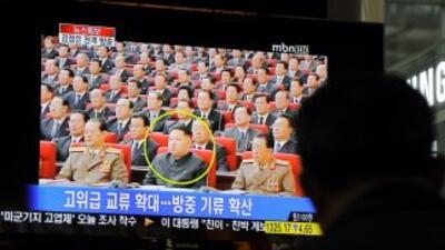 """El domingo el líder norcoreano Kim Jong-un anunció la """"ampliación cualit..."""