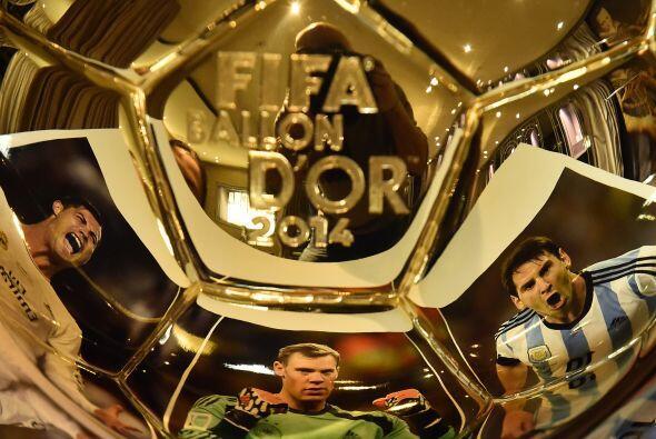 Este lunes se llevará a cabo la tradicional gala de la FIFA donde conoce...