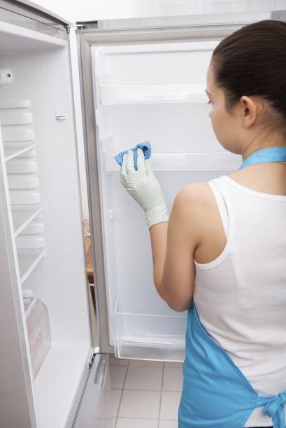 Procura ser muy limpia tanto en el exterior, como en el interior de tu r...