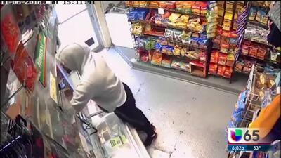 Captan robo a negocio en el este de Filadelfia a punta de pistola