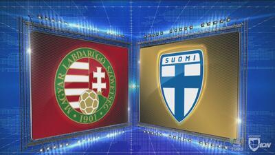 Hungría 2 – 0 Finlandia – Goles y Resumen – Liga C - Grupo 2 – UEFA Nations League