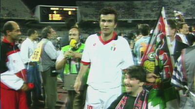 Los 10 mejores | Dejan Savicevic le hizo un 'globito' a Zubizarreta y puso a celebrar a Milan