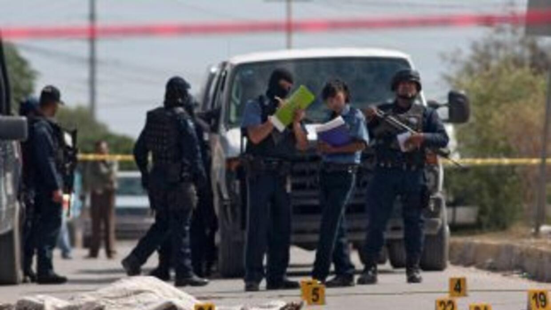 Chihuahua es escenario de escenas violentas por ser un territorio disput...