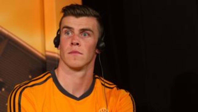 Bale dio algunas declaraciones durante la presentación del nuevo uniform...