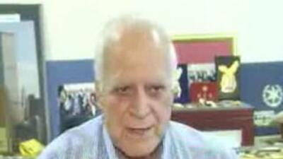 El ex 'sheriff' de Broward Nick Navarro