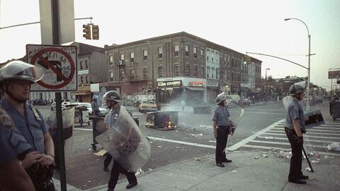 Los disturbios ocurrieron entre el 19 y el 21 de agosto de 1991.