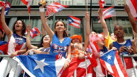 El desfile puertorriqueño es una de las celebraciones latinas m&a...
