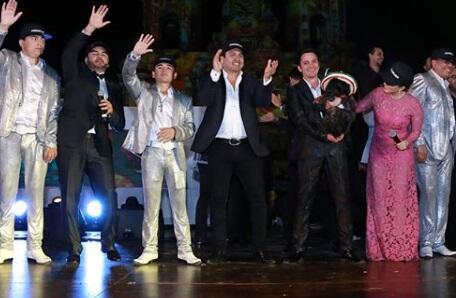 Julión Álvarez sí estuvo presente en Los Premios de la Radio en Californ...