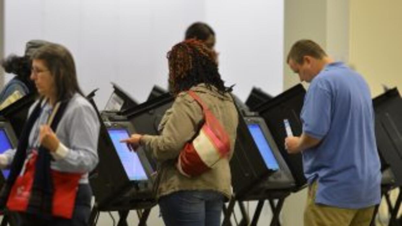 Un 64% de los encuestados dijeron estar muy entusiasmados con la elecció...