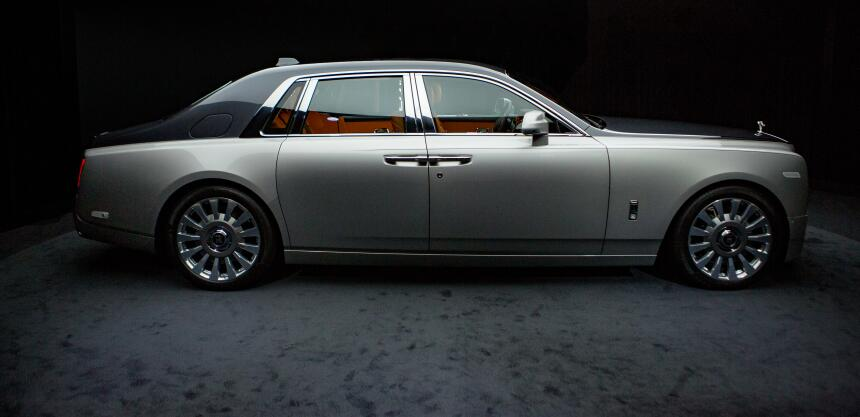 El nuevo Rolls-Royce Phantom VIII en fotos RR PHANTOM VIII (18).jpg