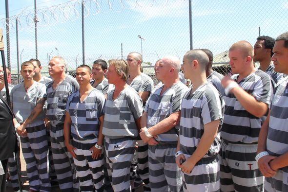 """El programa se llama """"I DO"""" por sus siglas en inglés (Inmates willing to..."""