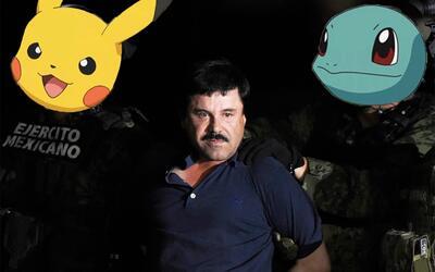 Los rumores sobre Pokémon Go y 'El Chapo' inundaron las redes sociales e...