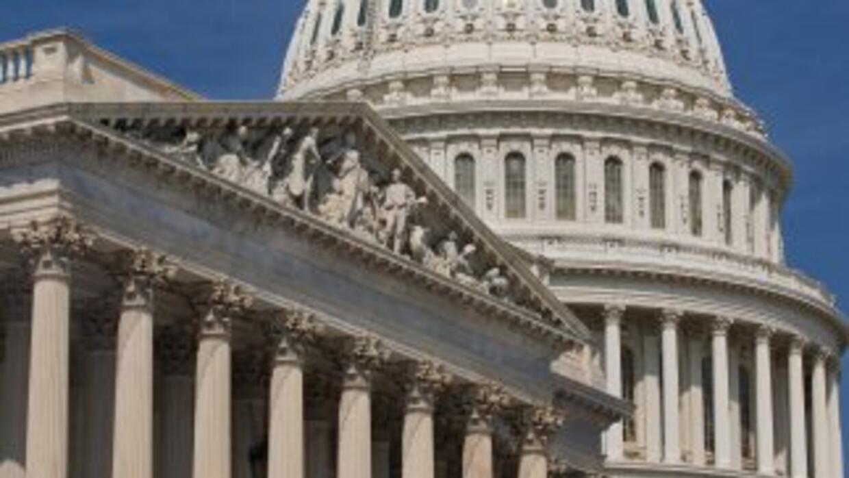 El grupo bipartidista de la Cámara baja se reunió por más de dos horas p...