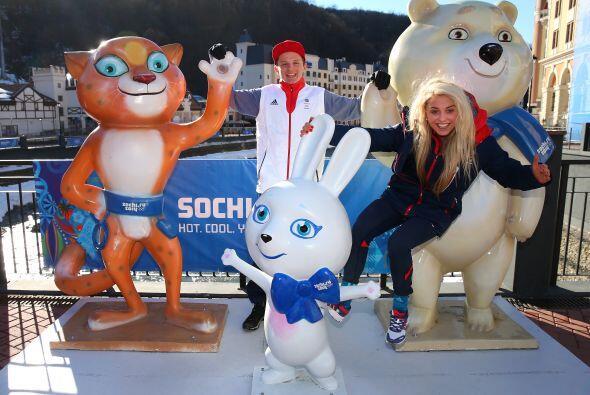 Cabe recordar que la primera mascota de unos Juegos Olímpicos de Inviern...