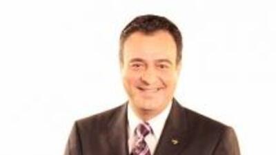 Jorge Núñez es el conductor de Noticias 41 en San Antonio, Texas.