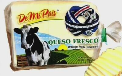 Retiran del mercado una marca de quesos en el sur de Florida por posible...