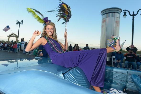 Miss Louisiana Jaden Leach