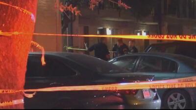 Un tiroteo en los apartamentos Westward Square, en el suroeste de Housto...