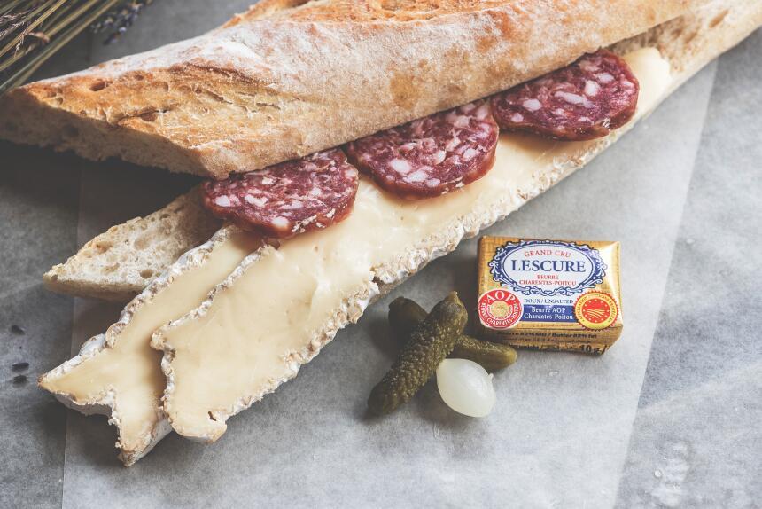 12 sándwiches que puedes armar en menos de 15 minutos  photo-14628370197...