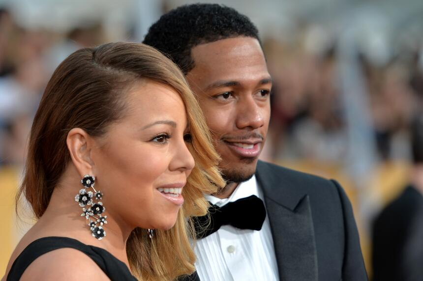 Mariah Carey Nick Cannon