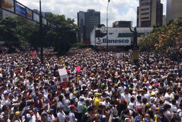 La zona en la que se ha convocado la manifestación en apoyo a Leo...