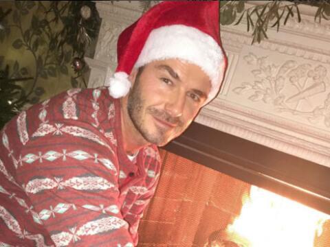 Navidad Beckham