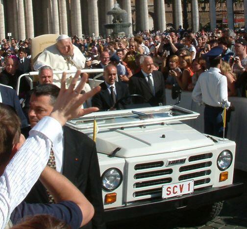 Fiat Campagnola:Este vehículo es muy recordado por que fue donde Juan P...