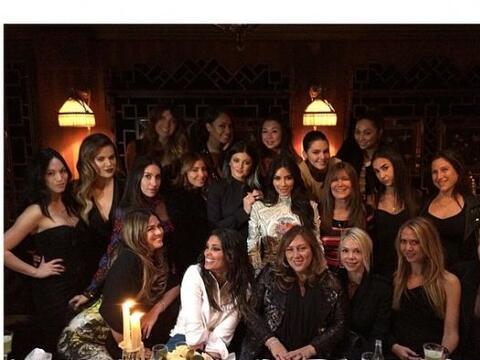 Mira cómo vivió Kim Kardashian sus últimas horas de...