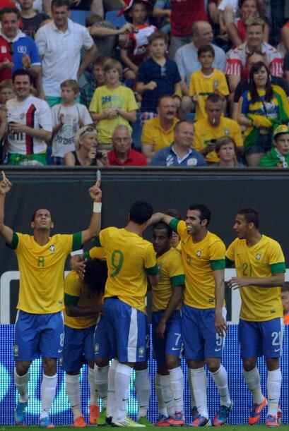 Brasil viene de ganarle a Dinamarca y ahora tiene que enfrentar a USA, M...