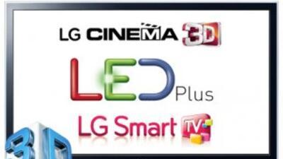 Las nuevas LG 3D obtuvo reconocimiento en Europa.