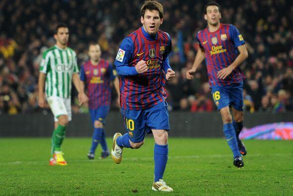 El argentino fue contundente y aumentó la diferencia en el resultado.