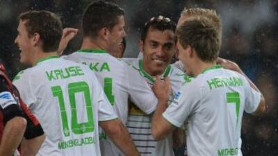Arango hizo el primer gol para la victoria.